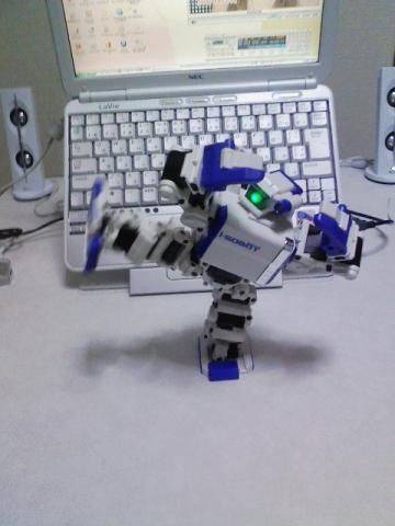 世界最小ロボット